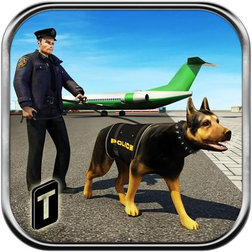『Airport Police Dog Duty Sim』の1枚目の画像