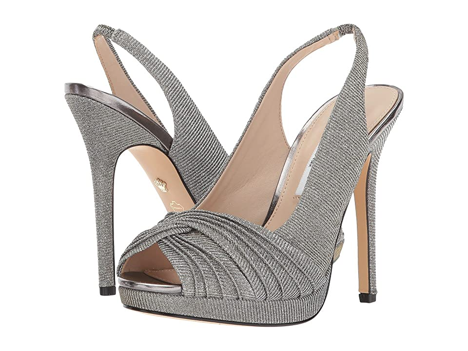 Nina Felyce (Steel) High Heels