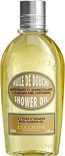 Loccitane Almond Cleansing & Softening Shower Oil by Loccitane for Unisex - 8.4 oz Shower Oil, 252 milliliters