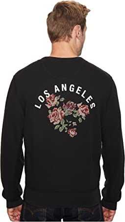 7 For All Mankind - LA Floral Sweatshirt