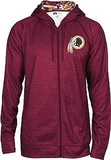 Zubaz Men's Washington Redskins, Camo Space Dye, Large