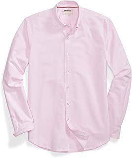 Goodthreads Men's The Perfect Oxford Shirt Standard-Fit Long-Sleeve Solid