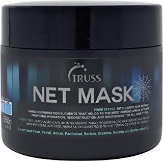 hair net mask truss