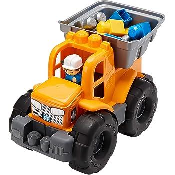 Mega Bloks Camión de Volteo Transformable