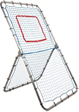 Champion Sports BN4272 Rebound Pitchback Net, Adjustable Training Practice Rebounder..