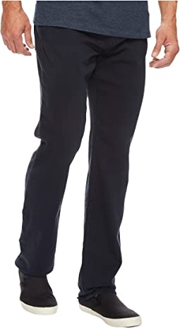 J Brand - Kane Straight Leg Ultra Soft French Terry Fabric in Depth