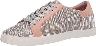 حذاء رياضي نسائي من Katy Perry يحمل صورة The Rizzo فضي متعدد الألوان، 8. 5 M US