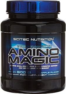comprar comparacion Scitec Nutrition Amino Magic Aminoácidos Manzana - 500 g