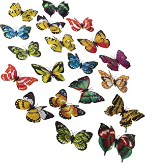 Best material butterfly decorations Reviews