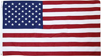 Valley Forge Brand American Flag 5x9.5ft Cotton