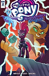 my little pony nightmare knights 2