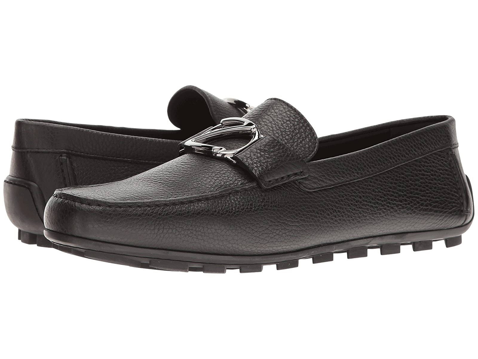 Z Zegna Pebble Calf Logo DriverAtmospheric grades have affordable shoes