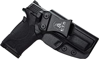 CYA Supply Co. IWB Holster Fits: Smith & Wesson M&P 380 Shield EZ - Veteran Owned Company - Made in USA - Inside Waistband Concealed Carry Holster