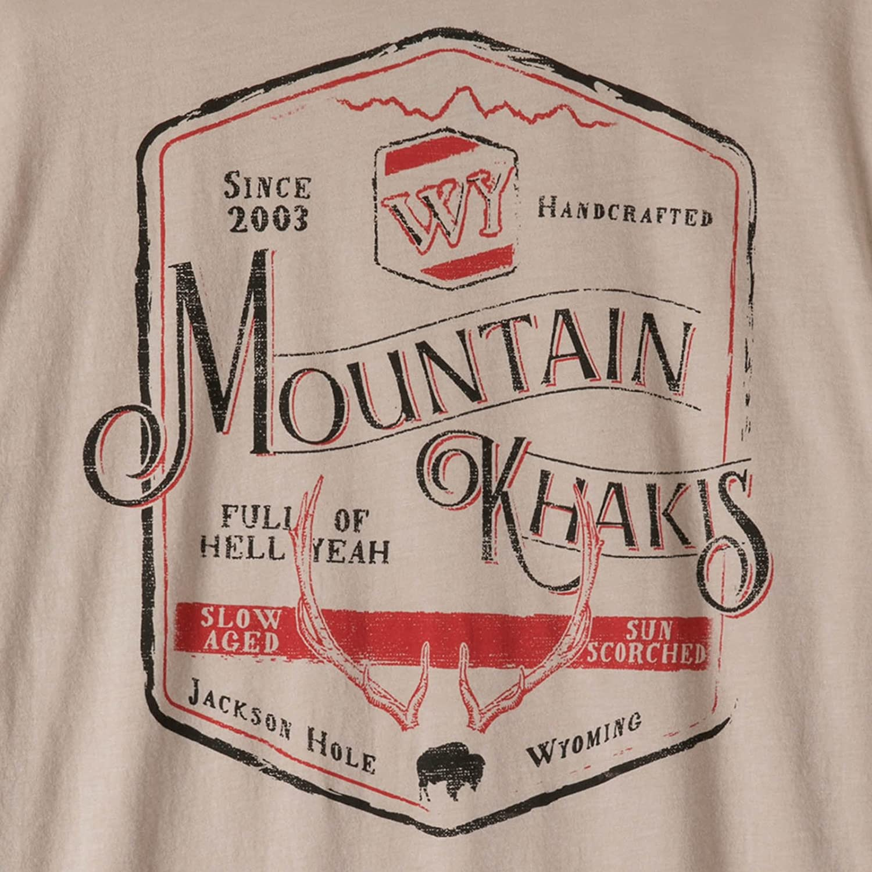 Mountain Khakis Genuine Mk T-Shirt