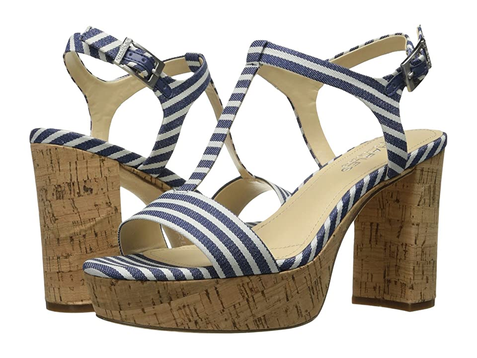 Charles by Charles David Miller (Navy Stripped Cloth) Women