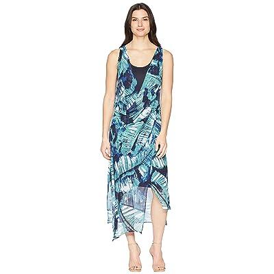 NIC+ZOE Leaf an Impression Dress (Multi) Women