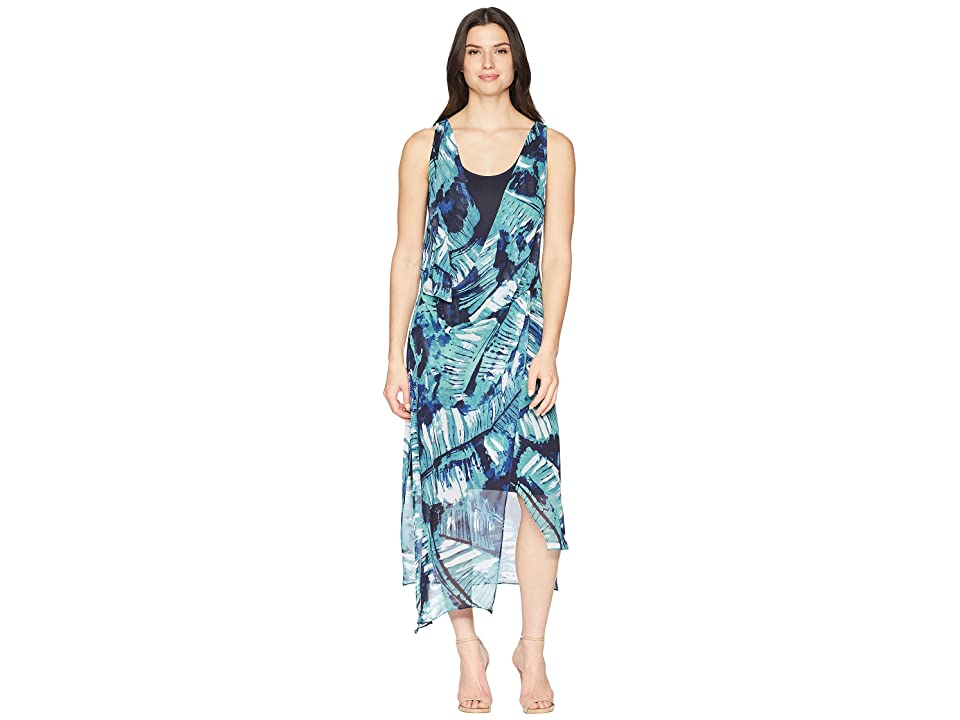 NIC+ZOE Leaf an Impression Dress (Multi) Women