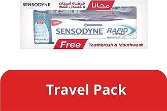 Sensodyne Rapid Action Travel Pack