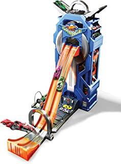 HOT WHEELS MEGA GARAGE Play Set FTB68