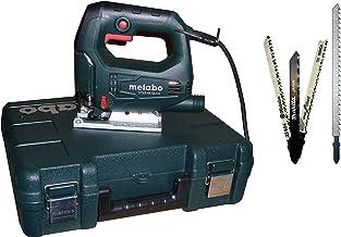 Metabo STEB 65 i. Maletín y hojas de sierra de calar Bosch Makita para Trenn-Biber 012L