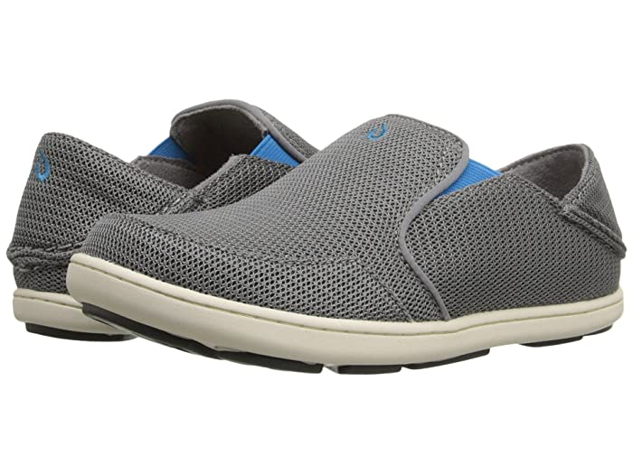 Nohea Mesh (Toddler/Little Kid/Big Kid) Grey/Scuba