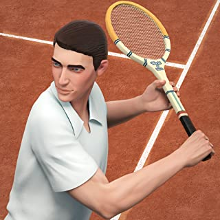 Graphics Tennis Game For Android