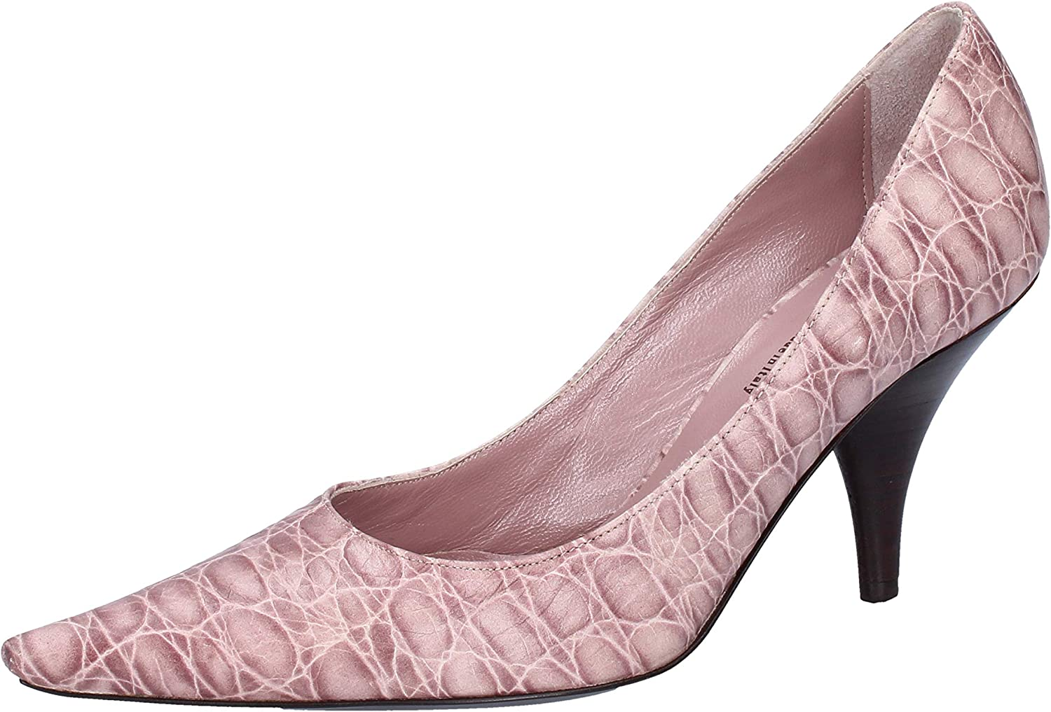 LOITA Pumps-shoes Womens Leather Pink