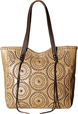 American West - Kachina Spirit Large Zip Top Tote