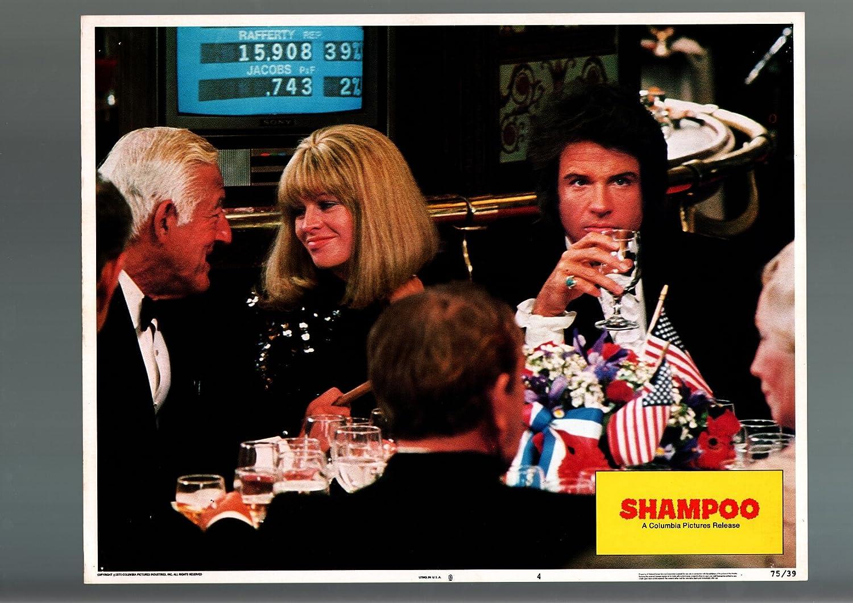 MOVIE POSTER: SHAMPOO-LOBBY Ranking TOP16 CARD-DRAMA-ROMANCE-WARREN Fort Worth Mall BEATTY-JUL