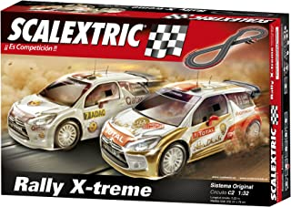 comprar comparacion Scalextric Original - Circuito C2 Rally X-Treme (A10162S500)