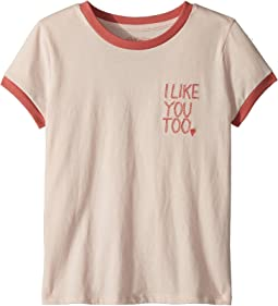 Lucky Brand Kids - Jocelyn Tee (Big Kids)