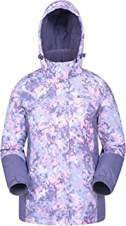Mountain Warehouse Chaqueta de esquí Dawn para Mujer - A