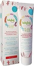Pastas de dientes - libre de fluor - para bebés niños - 113ml (4oz) Babyleaf Natural Pasta Dental sin fluor