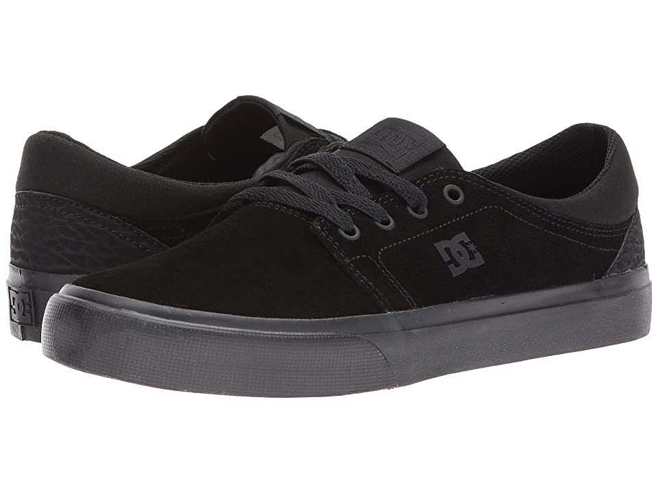 DC Trase SD (Black 3) Skate Shoes