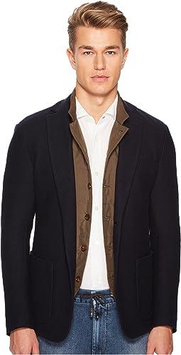 Jersey Textured Jacket