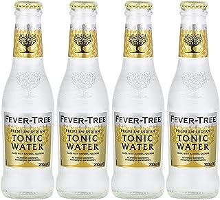 Fever-Tree Premium Indian Tonic Water 4 x 200ml