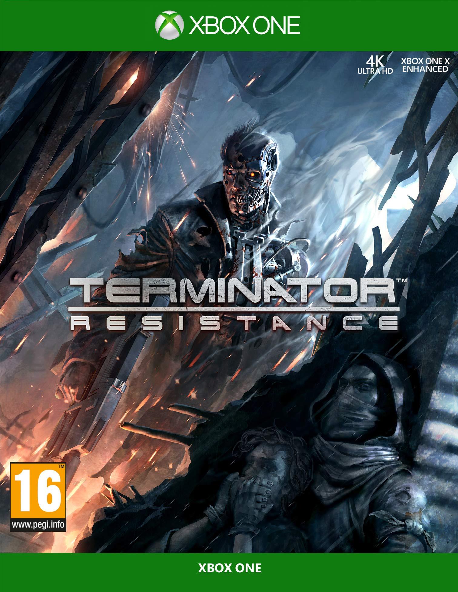 Terminator Resistance: Amazon.es: Videojuegos