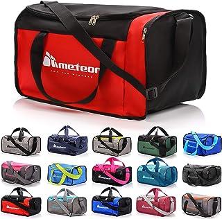 Sac de Sport Sac Sport Femme Homme Enfant Fille Bag Sac Voyage Bagage Duffel Moderne Fitness Sac molletonné Gym Vacances S...