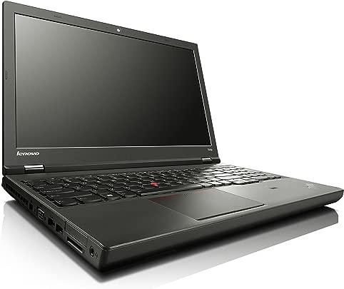 Lenovo ThinkPad T540p 15 6 Zoll 1920x1080 Full HD Intel Core i5 256GB SSD Festplatte 8GB Speicher Win 10 Pro DVD Brenner Webcam Bluetooth 20BES08W00 Notebook Laptop  General berholt