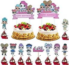 Amazon.fr  LOL Surprise , Figurines pour gâteaux