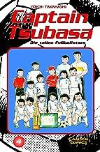 Captain Tsubasa, Bd.4, Die tollen Fußballstars