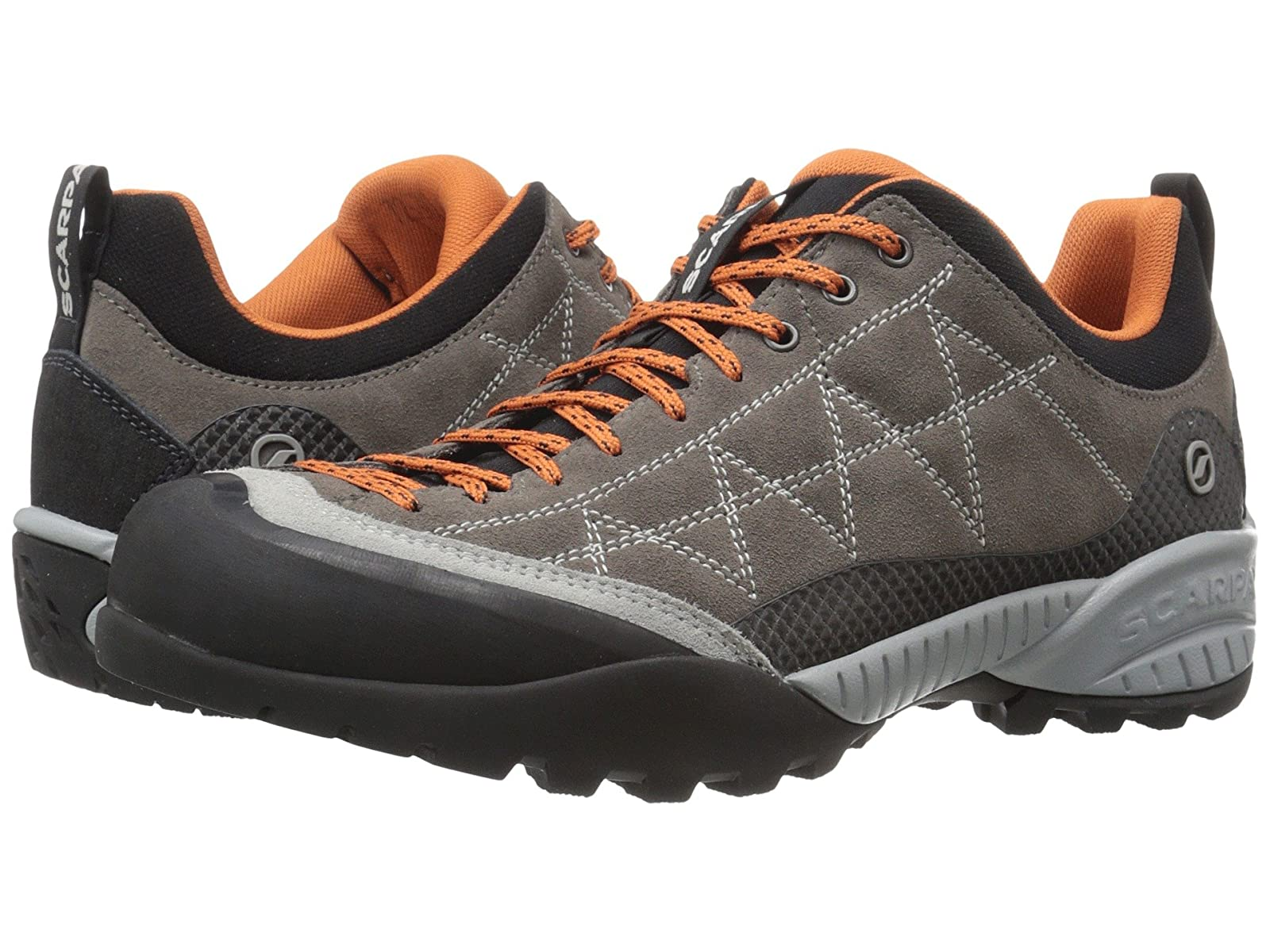 Scarpa Zen ProAtmospheric grades have affordable shoes