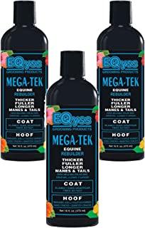 (Pack of 3) Eqyss Mega-Tek Equine Rebuilder - 16 Ounces each