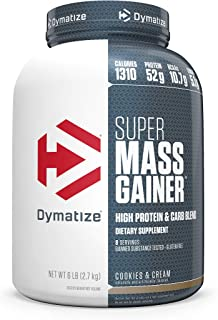 mass complex weight gainer