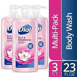 Dial Body Wash, Silk & Magnolia, 23 Oz (Pack Of 3)