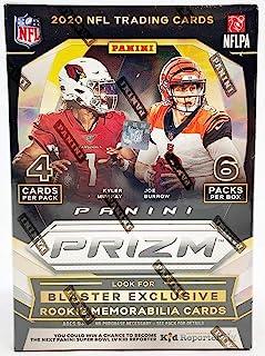 2020 Panini Prizm Football BLASTER box (24 cards/box)