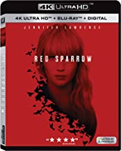 Best red sparrow 4k blu ray Reviews