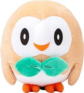 Pokemon Center Original Stuffed Mokurou (Rowlet)