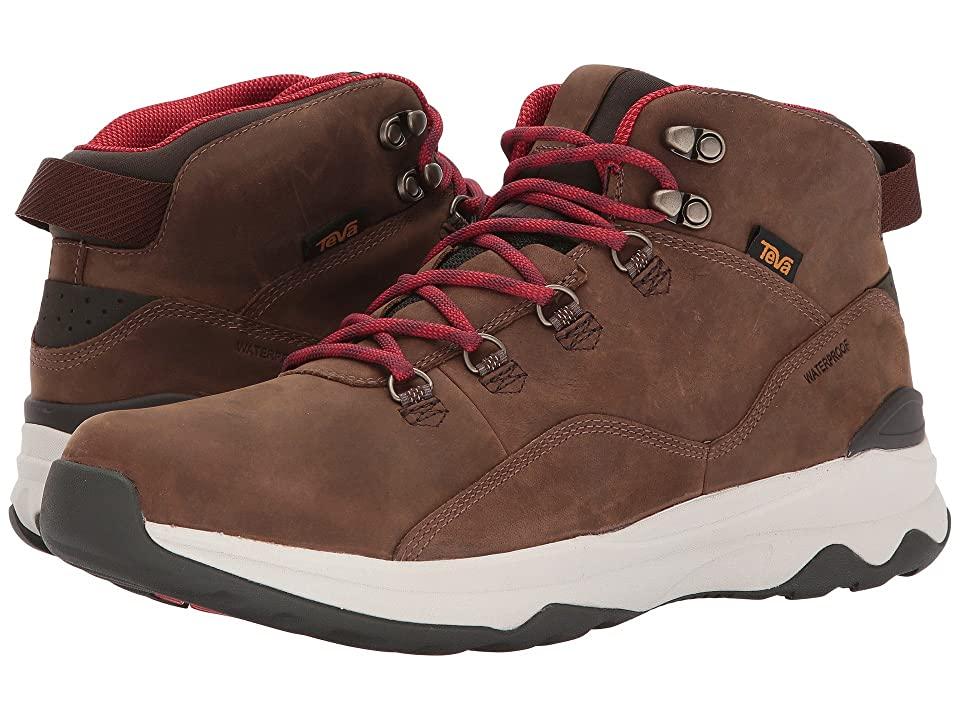 Teva Arrowood Utility Mid (Brown) Men