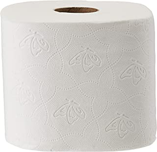 KCA Mixed Pulp Bathroom Tissue, 3 PLY, 800ct ,(Pack of 10)